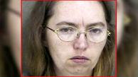 اعدام زن جنایتکار که مادری را با جنین اش کشت + عکس