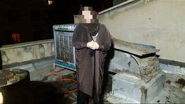 دختر جوان راز ناپدید شدن پدرش را در پشت بام خانه فهیمد / زن تهرانی اعتراف هولناکی کرد + عکس صحنه جرم