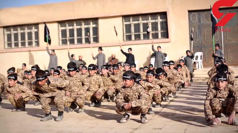 بچه ها فوتبال بازی کردند داعش شلاقشان زد!