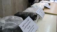 دستگیری 2 قاچاقچی مواد مخدر در زنجان