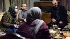 گرگبازی هانیه توسلی و علی مصفا با بازیگران معروف دیگر +عکس ها