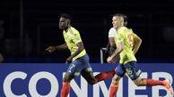 کوپا آمهریکا/ صعود کلمبیای کیروش با شکست دقیقه آخری قطر