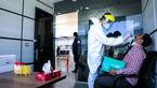 57 مسافر ورودی در مرزهای کشور پس از تست کرونا قرنطینه موقت شدند