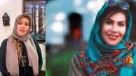 خانم مجری چادر را کنار گذاشت / از ترس شوهرم بود ! + عکس ها