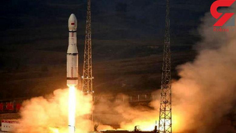 چین یک ماهواره ارتباطی جدید به فضا پرتاب کرد