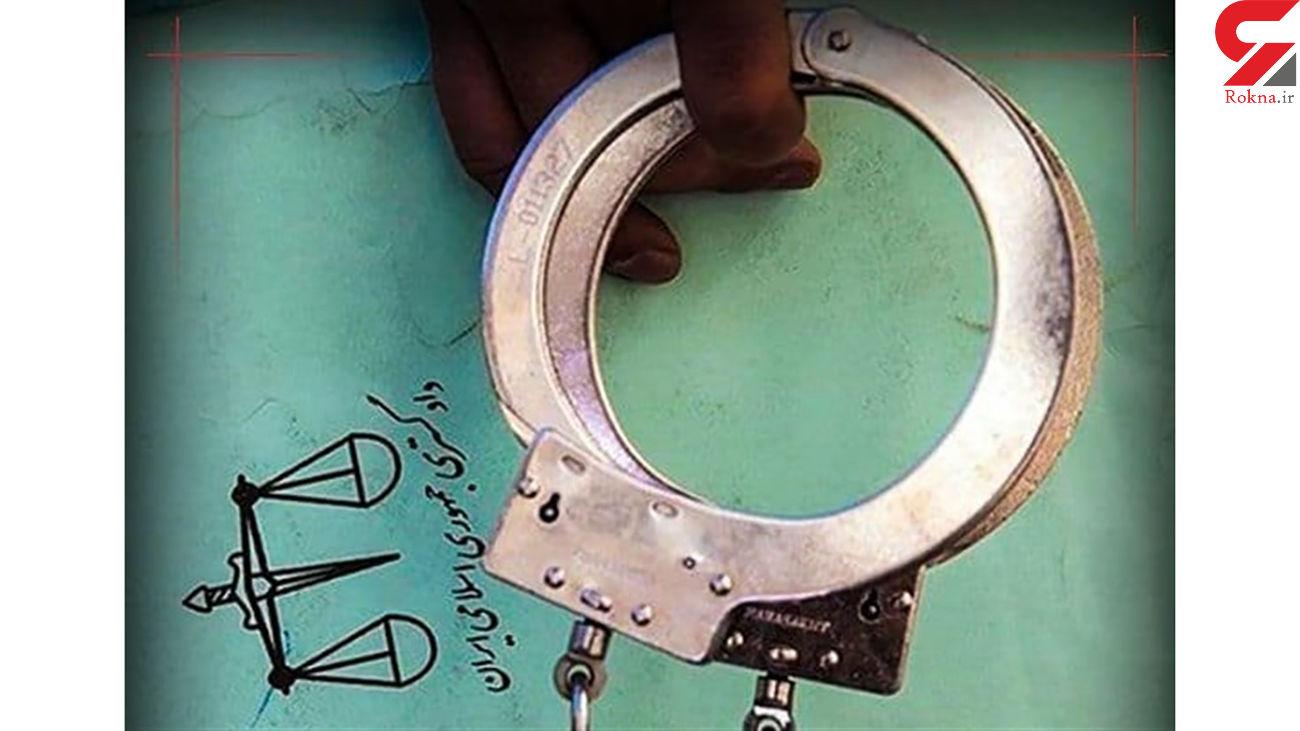 دستگیری عامل بی احترامی به جانباز بابلسری + فیلم
