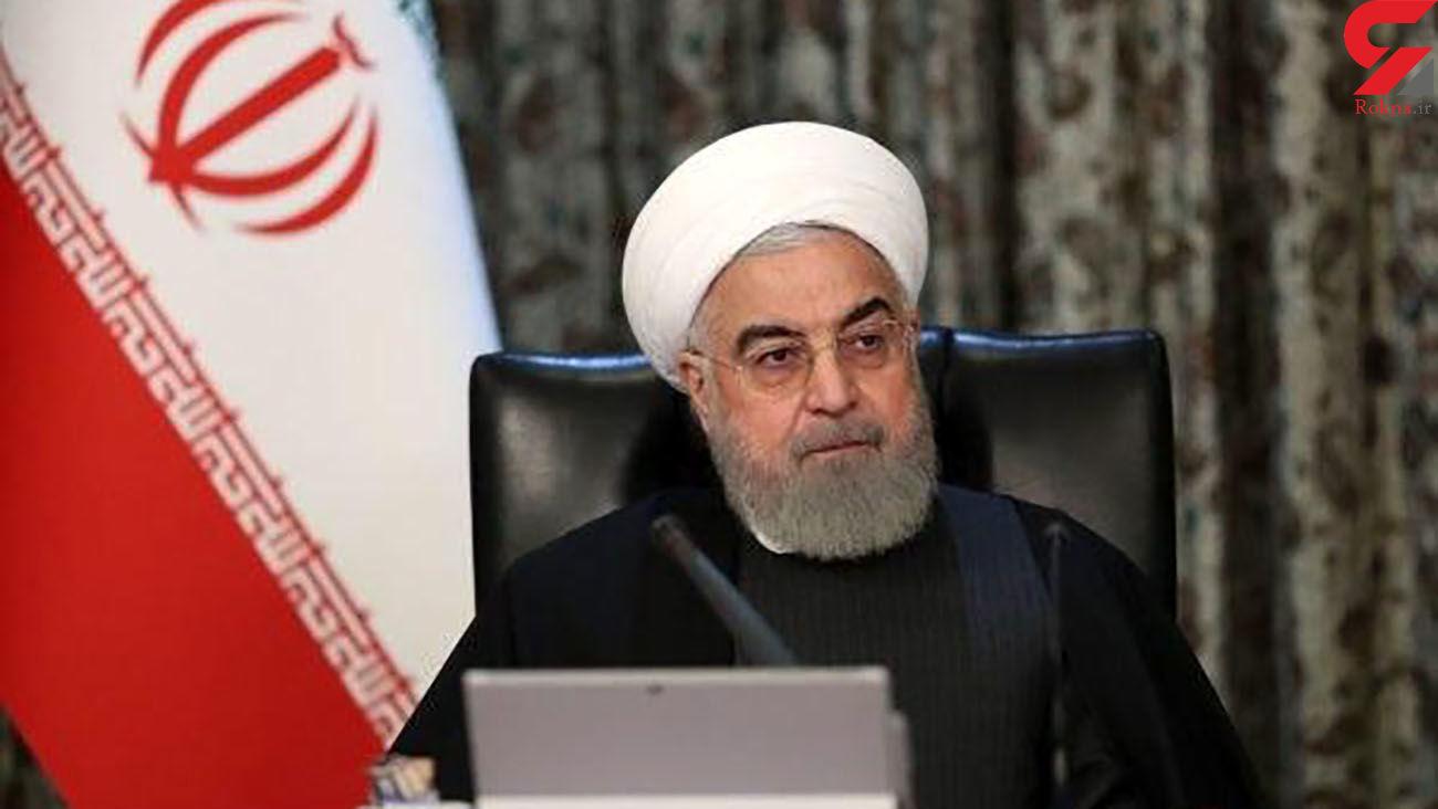 تأکید روحانی بر کسب و کارهای مجازی