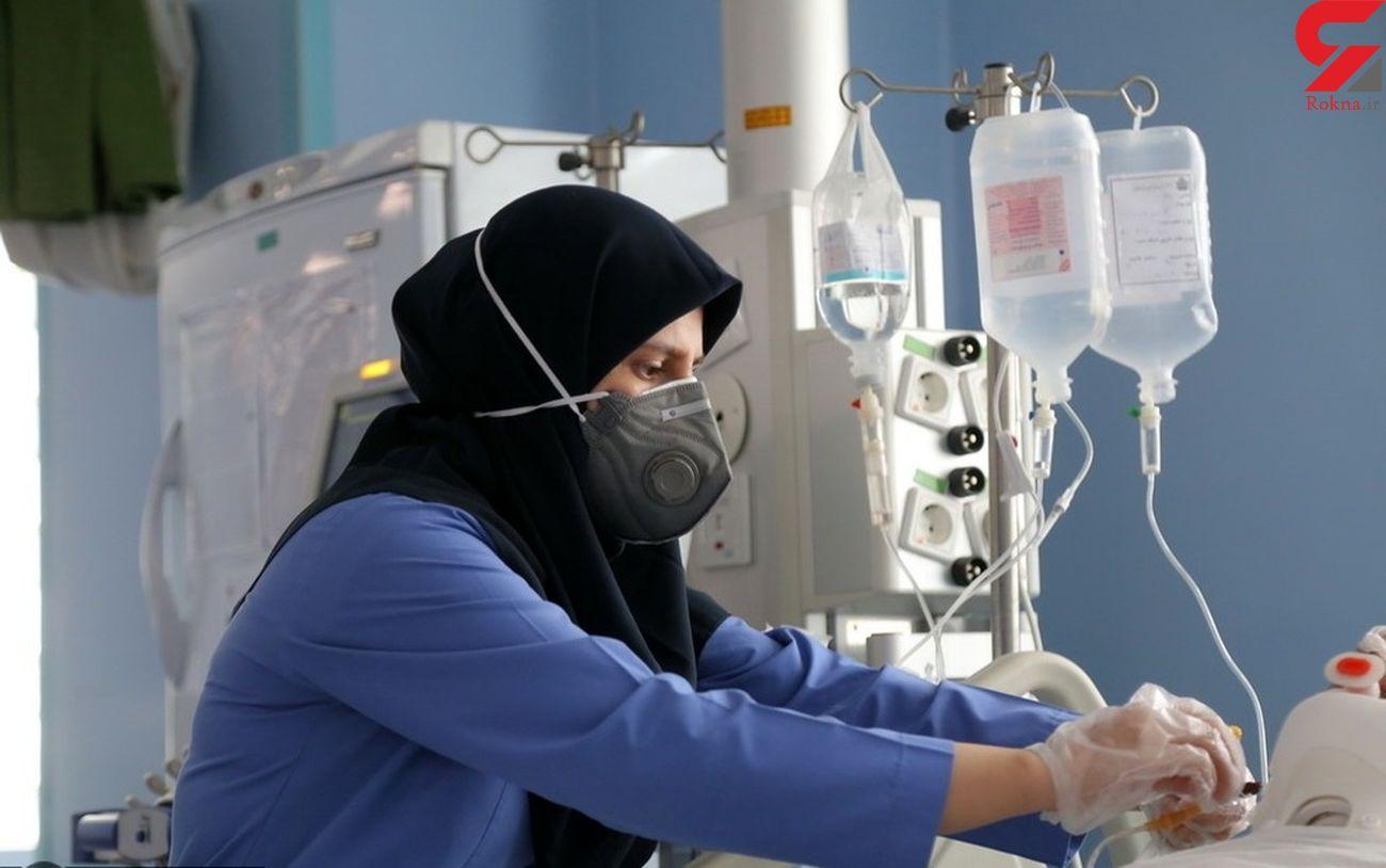 عزیزی : مسئولین در حمایت از پرستاران فقط خوب حرف زدند