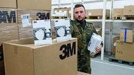 مقام های آلمانی آمریکا به دلیل ضبط یک محموله ماسک به «دزدی دریایی مدرن» متهم کردند