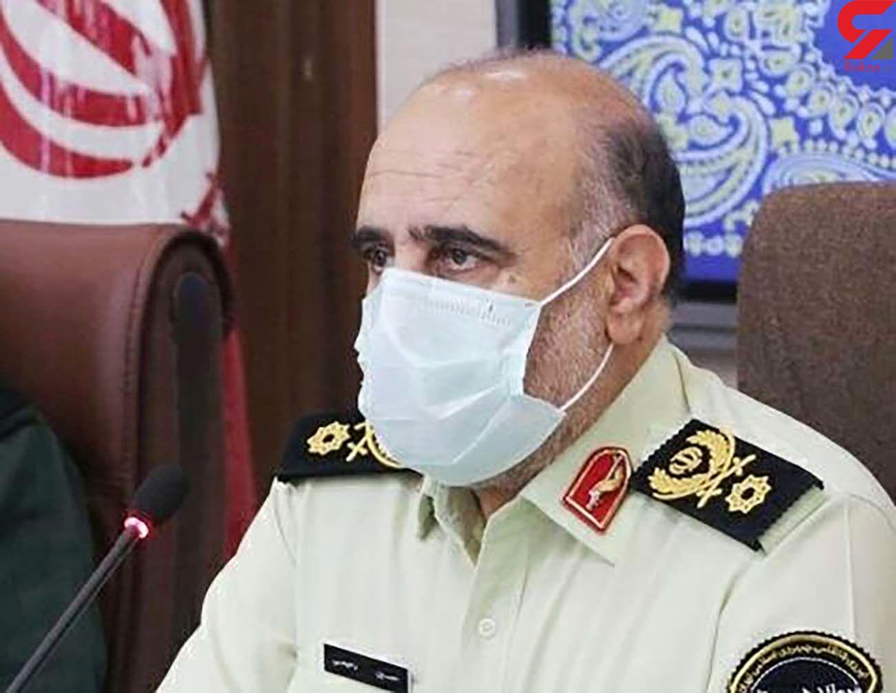 ۶۷هزار تذکر لسانی به افراد بدون ماسک در پایتخت