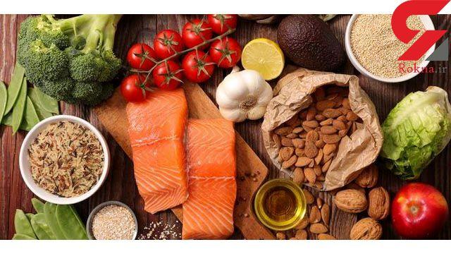 8 ماده غذایی که مبتلایان به کبد چرب باید مصرف کنند