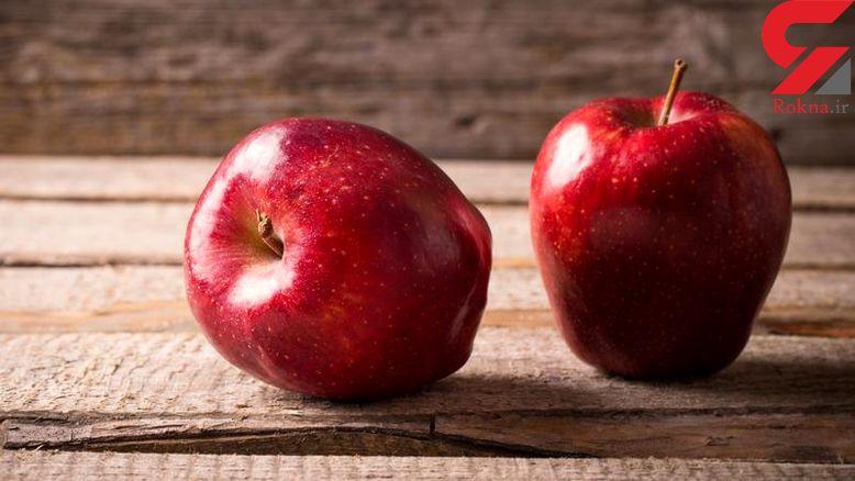 بیمه سلامت دندان با خوردن سیب ناشتا