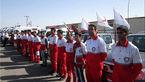 پرداخت پاداش به امدادگران و جوانان با حضور در طرحهای هلال احمر