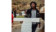 عکس تکاندهنده از مهربانی و مهمان نوازی شیرازها پس از سیل امروز