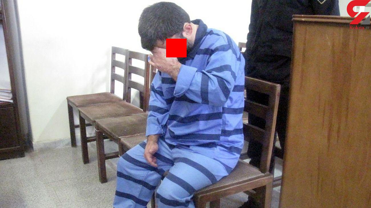 قتل ناموسی در تهران / هومن به زنم نظر داشت + عکس