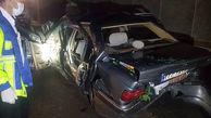تصادف  زنجیره ای و مرگبار در جاده چالوس / کودک و مرد جوان در تصادف با دوچرخه جان باختند