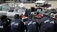 دستگیری 3 سارق خانه و خودرو در میبد