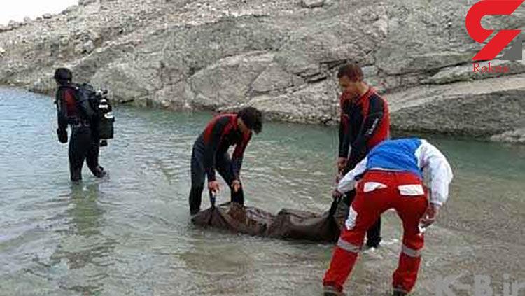 غرق شدگی پیرمرد ماهیگیر 75 ساله در خور