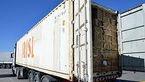 توقیف کامیون حامل بار قاچاق در فراهان