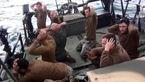 جزئیاتی جدید از دستگیری نظامیان آمریکایی در خلیج فارس