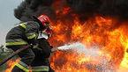 آتشسوزی در مسکن مهر آستارا