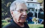 جنتی در سن 87 سالگی درگذشت
