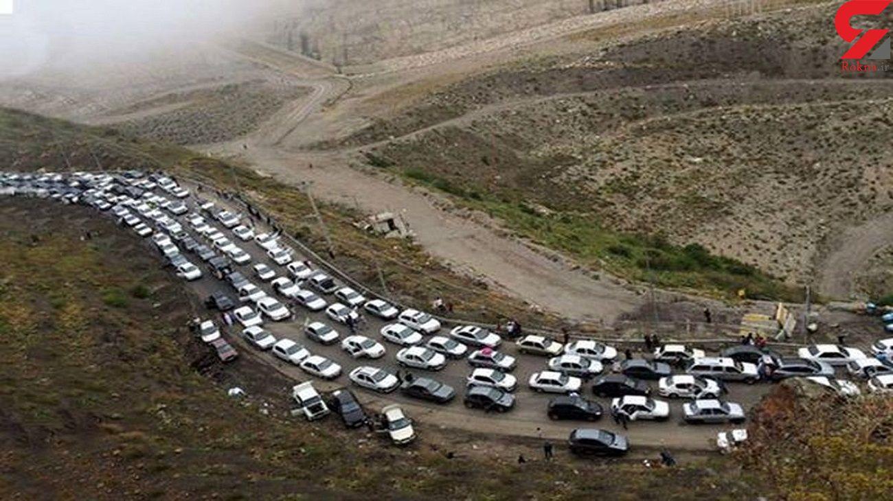 آخرین وضعیت جاده های مسدود ایران / چالوس مسدود است