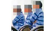 اتفاق عجیب در نقض حکم  اعدام دو شیطان صفت در کرج +عکس