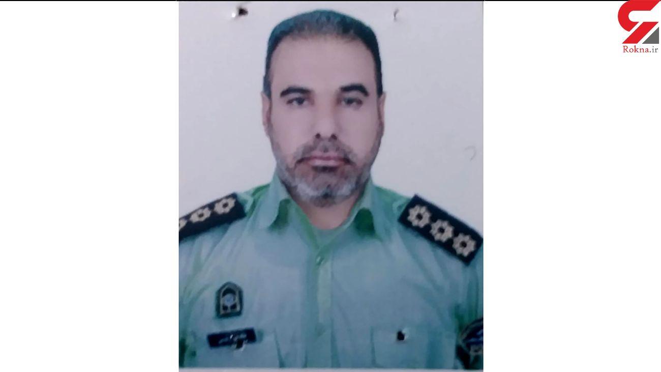 جزئیات دستگیری عامل شهادت رئیس پلیس مبارزه با موادمخدر + عکس