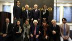 تمام چهره های ادبی و فرهنگی در جشن تولد هشتاد سالگی استاد موسیقی