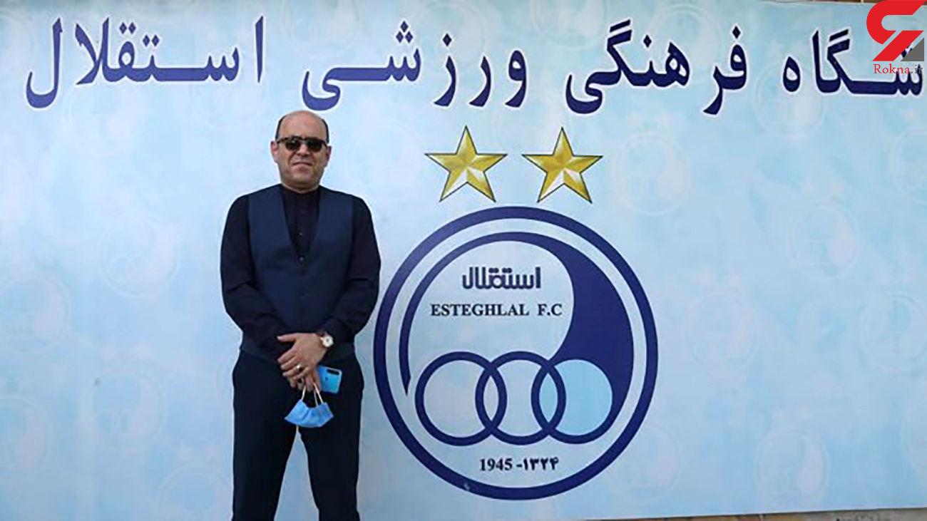 برکناری احمد سعادتمند از مدیرعاملی باشگاه استقلال