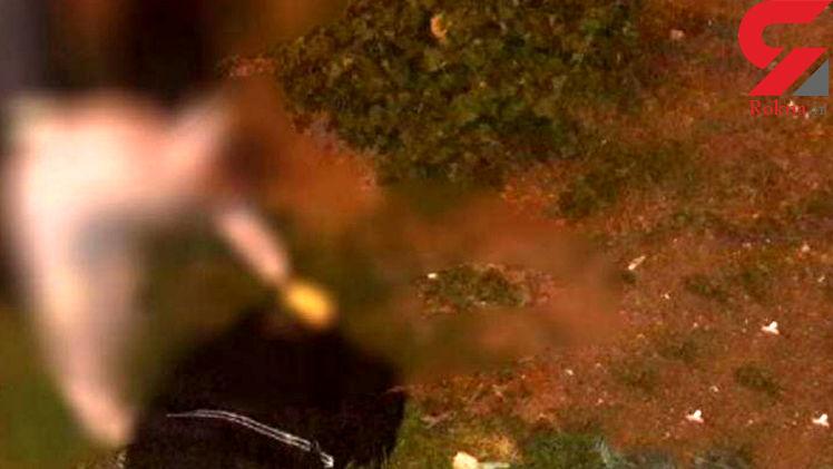 عکس یک جسد که درگز را به هم ریخت / صبح امروز پیدا شد