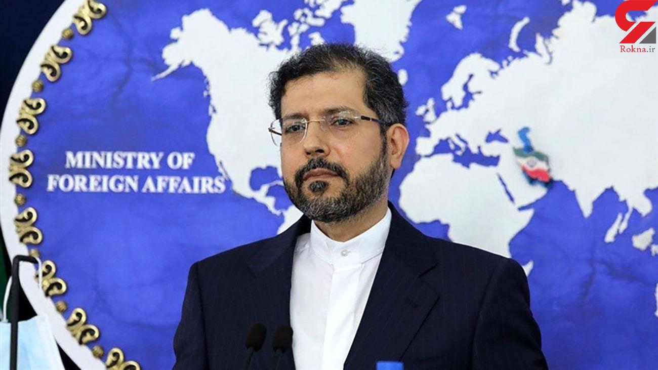 وزارت امور خارجه: دستاورد سفر آیتالله رئیسی به عراق انتقال زندانیان ایرانی به کشور است.