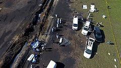 شمار تلفات انفجار خط لوله نفت در مکزیک به ۷۳ نفر رسید