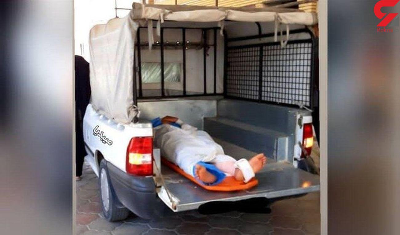 هیچ مسئولیتی برعهده بیمارستان نیست/میبد فاقد آمبولانس خصوصی است