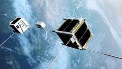 ماهواره هایی به اندازه قرص نان به آسمان می روند