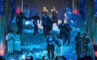 """حضور """"تحریکآمیز"""" مدونا در مسابقه یوروویژن"""