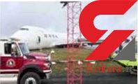 فرار هواپیما از فاجعه در کمتر از چند ثانیه + عکس