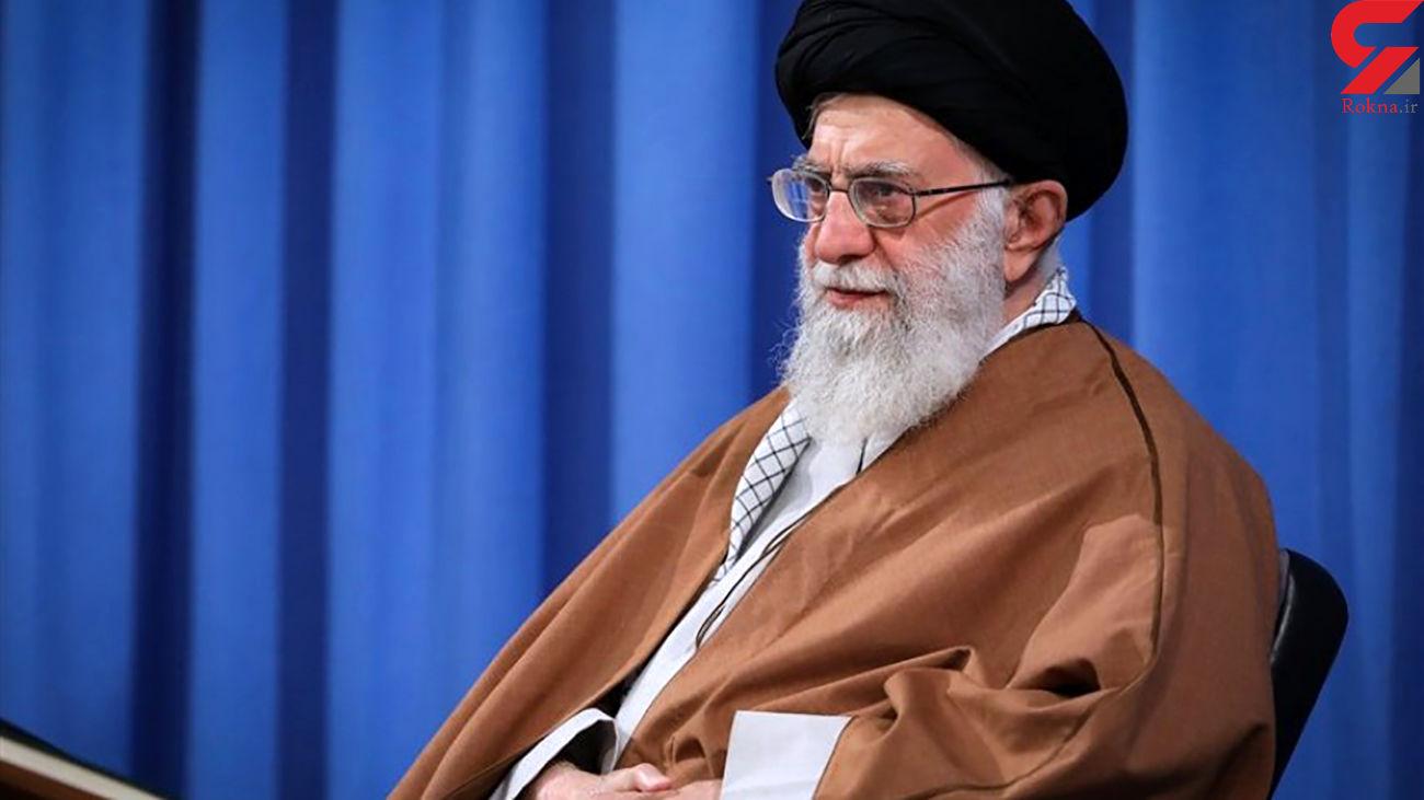 دیدار نخست وزیر عراق با  آیت الله خامنه ای
