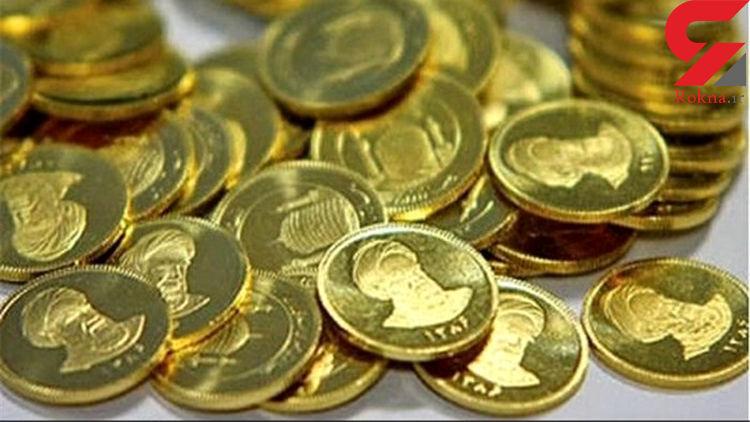 ادامه کاهش قیمت سکه و طلا