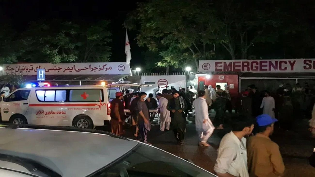 2 injured in car bomb blast in W Kabul