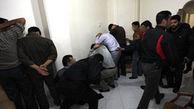 دستگیری باند سارقان موتور سیکلت در یزد