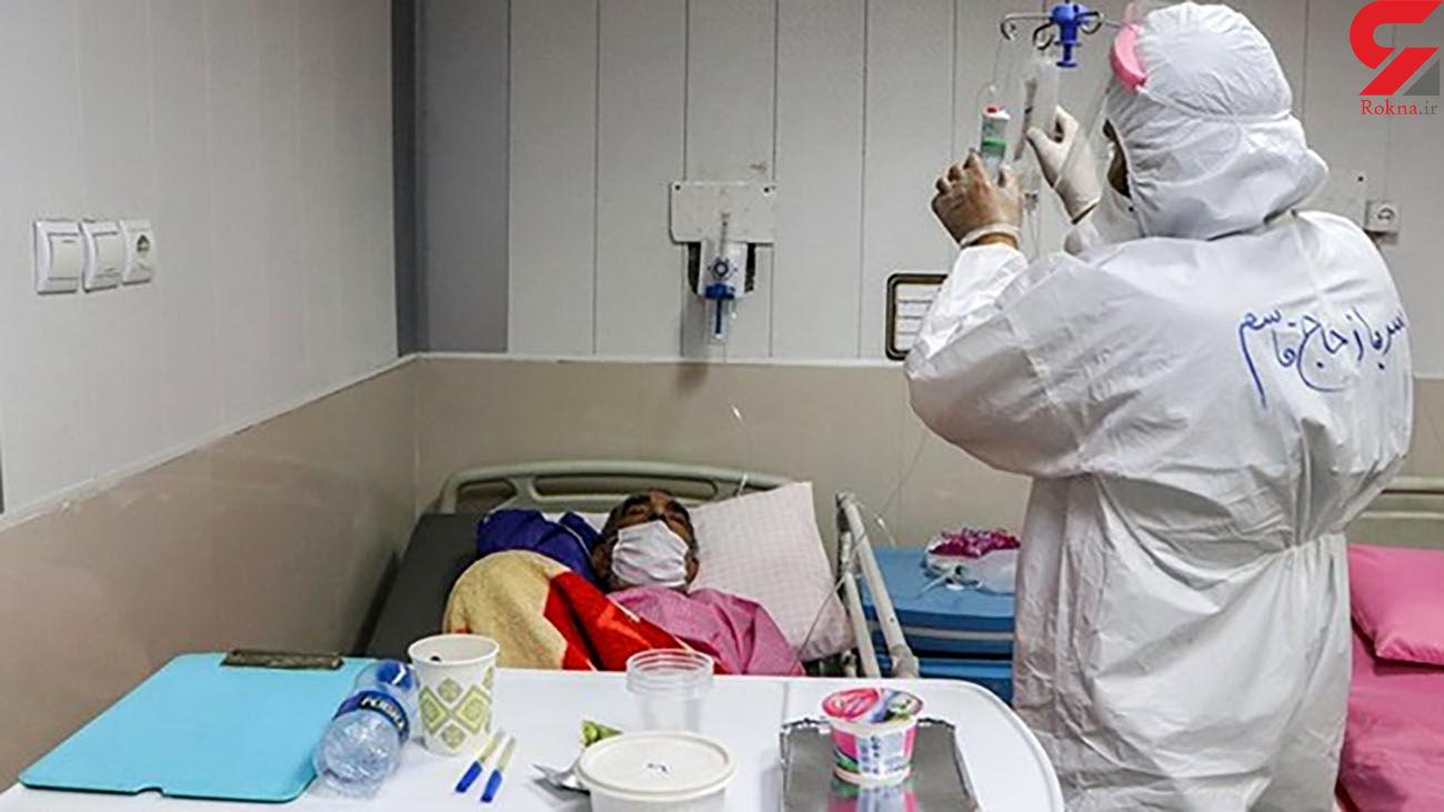 فوت 7 بیمار کرونایی و بستری شدن 26 مبتلای جدید در استان اردبیل