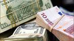 کاهش نرخ دلار؛ افزایش یورو و پوند بانکی