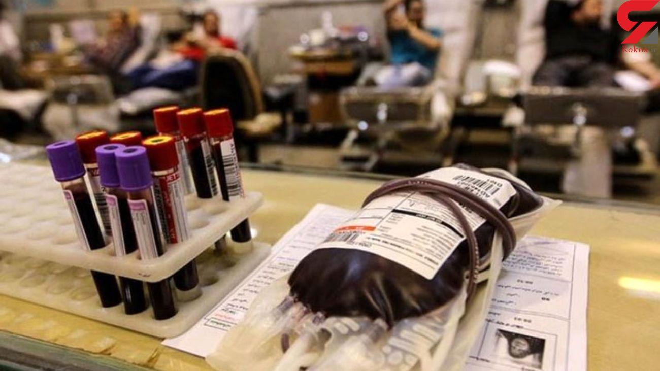 اولین پالایشگاه خون کشور راه اندازی می شود