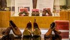 کفشهای جلف مردان قاجاری+عکس