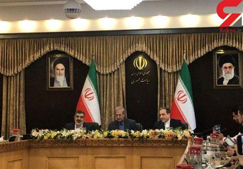 ربیعی: از امروز بالای ۳.۶۷ درصد غنیسازی میکنیم/ عراقچی : اقدامات ایران نقض برجام نیست