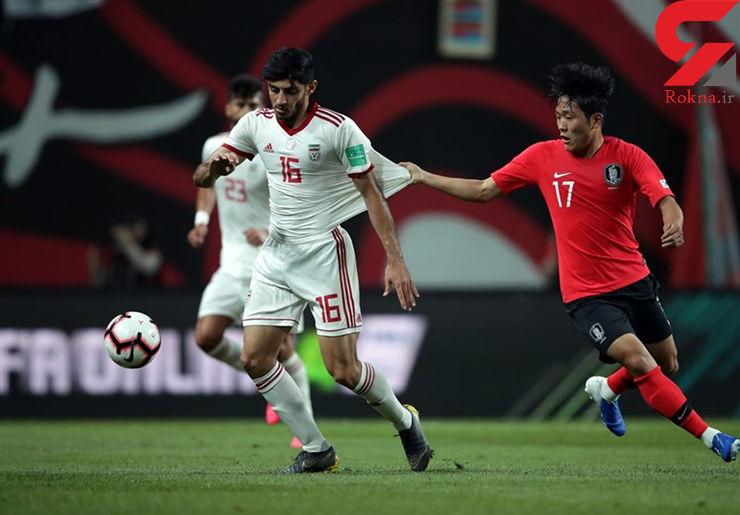 واکنش رسانههای کرهای به مسابقه فوتبال تیم ملی ایران و کره