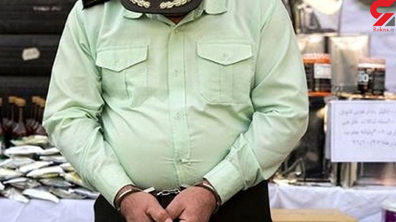 دستگیری مامور قلابی در تنکابن
