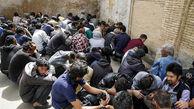 جمع آوری پاتوق معتادان در تهران / دستگیری 6 سوداگر مرگ